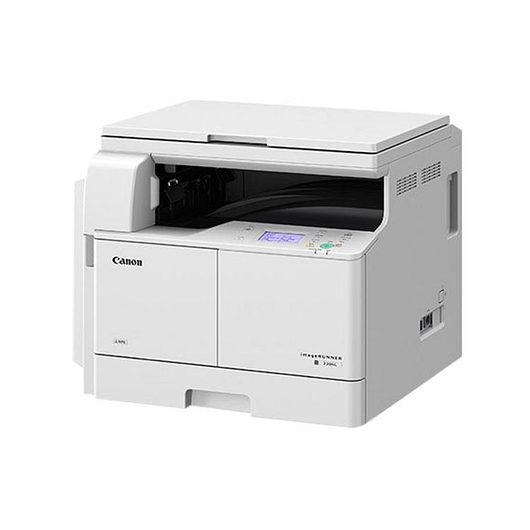 佳能IR2204AD黑白多功能数码复合机含双面自动进稿器、单纸盒