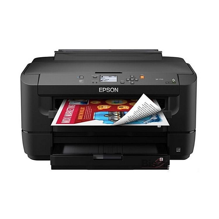 爱普生 WF-7111 彩色喷墨打印机