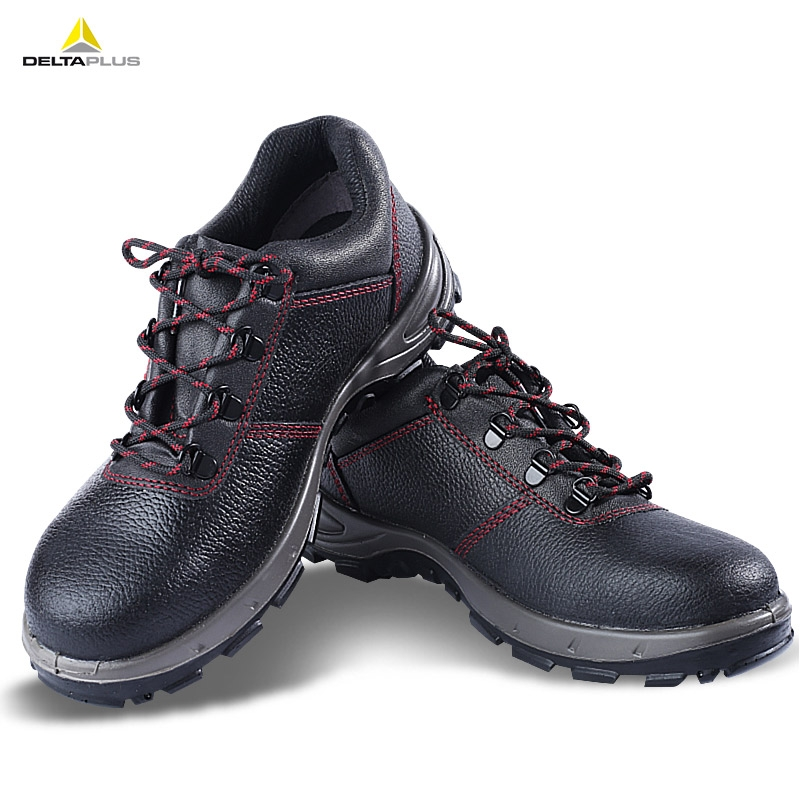 代尔塔301502防护鞋 6kv绝缘电工鞋 劳保鞋工作鞋防砸 耐磨耐油